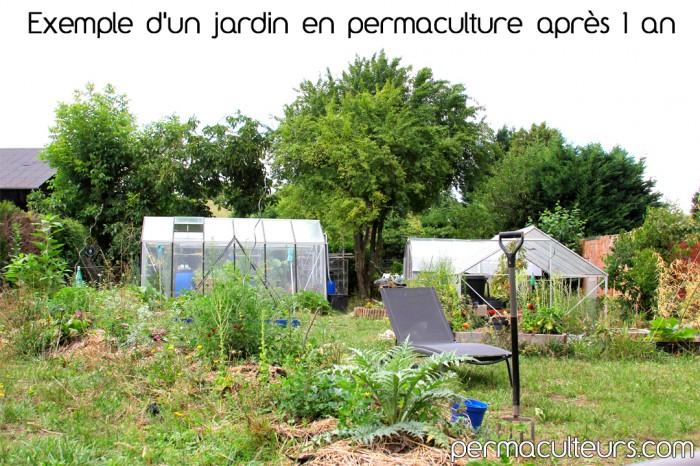 Comment d buter son jardin en permaculture for Definition jardin